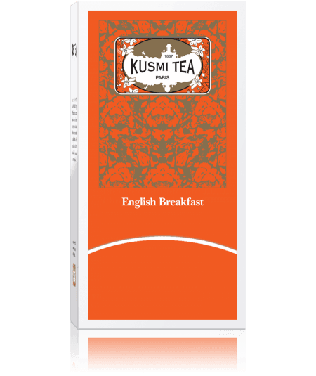 ENGLISH BREAKFAST 25 TEA BAGS