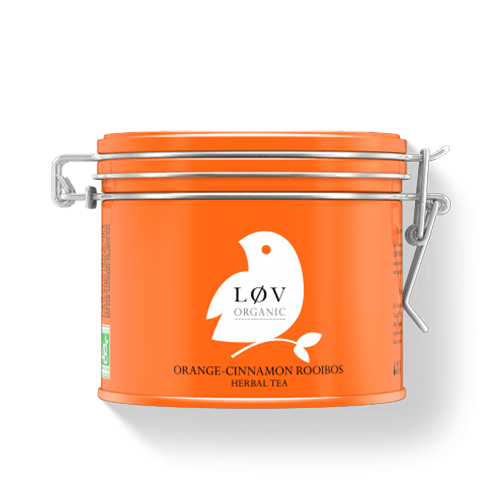 ORANGE-CINNAMON ROOIBOS